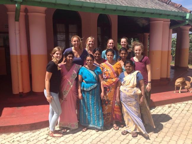 Amelia in Sri Lanka